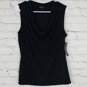 NWT Realativity black sleeveless top